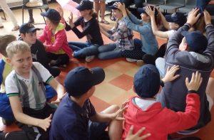 Story Massage session