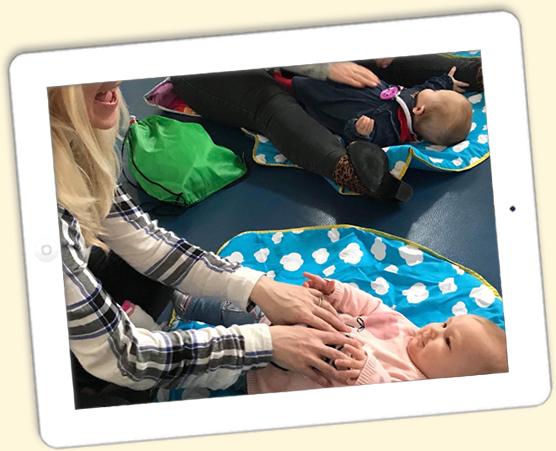 The Story Massage Programme